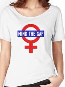 Mind the gender gap Women's Relaxed Fit T-Shirt
