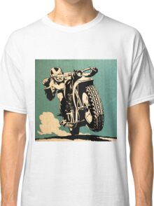 Motorcycle Race Classic T-Shirt