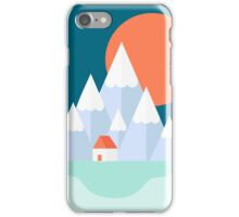 Snow Valley iPhone Case/Skin