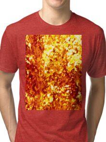 Autumn Leaves Tri-blend T-Shirt