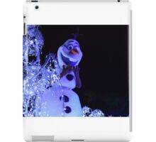Olaf Paint the Night iPad Case/Skin
