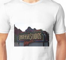 Universal Studios Hollywood Unisex T-Shirt