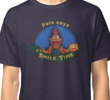 Polo says it's SMILE TIME Classic T-Shirt