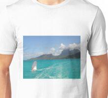 Bora Bora Sailing Unisex T-Shirt