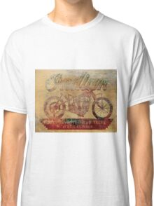 Indian - Vintage Motorcycle Classic T-Shirt