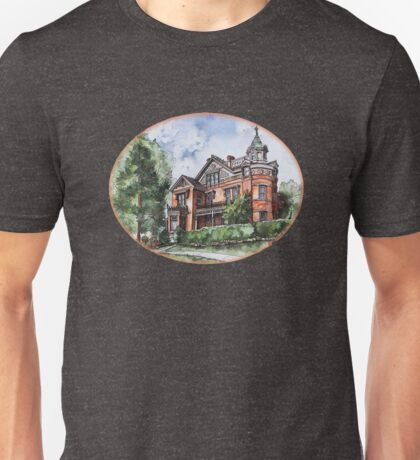 Armstrong Mansion Unisex T-Shirt
