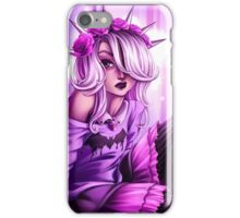 Pastel Goth Multicorn Lass iPhone Case/Skin