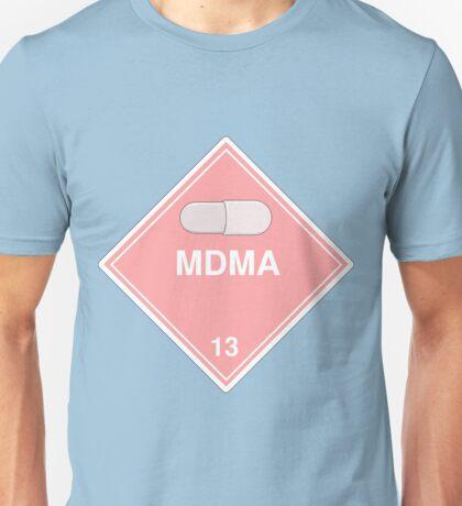 MDMA: Hazardous! T-Shirt