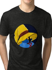 Vivi - Final Fantasy IX Tri-blend T-Shirt