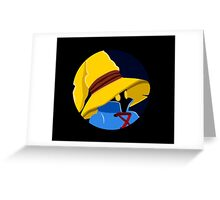 Vivi - Final Fantasy IX Greeting Card