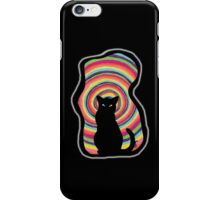 time for child stories: the BLACK CAT iPhone Case/Skin