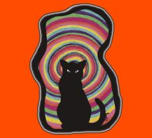 time for child stories: the BLACK CAT Kids Clothes