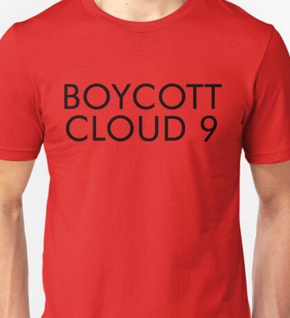 Boycott Cloud 9 (Superstore) Unisex T-Shirt