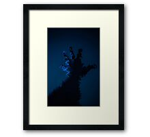 Twisted Reality Framed Print