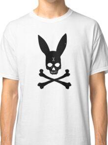 Bunny Bones (Black) Classic T-Shirt