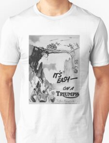 Retro triumph Unisex T-Shirt