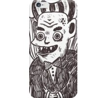 Sketch Dracula iPhone Case/Skin