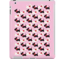 Scottie Dog iPhone/iPod case – pink iPad Case/Skin