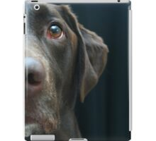 Labrador Profile iPad Case/Skin