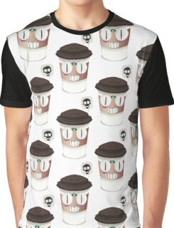 Smug Coffee Mug Graphic T-Shirt
