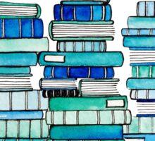 Ocean of books Sticker