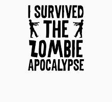 I Survived The Zombie Apocalypse Unisex T-Shirt