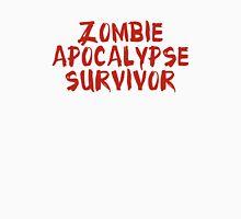 Zombie Apocalypse Survivor Unisex T-Shirt