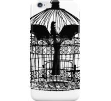 Caged Batgirl  iPhone Case/Skin