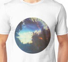 Blue Cedarwood View Unisex T-Shirt