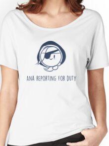 Cute Ana Amari Women's Relaxed Fit T-Shirt