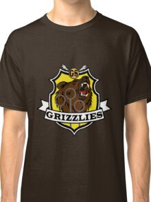 GS Grizzlies Logo Classic T-Shirt
