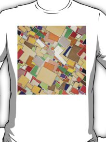 Abstract Colors Composition T-Shirt