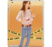 Debra Morgan iPad Case/Skin