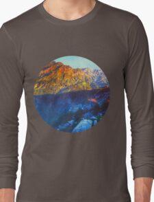 Himalaya Mountain View Long Sleeve T-Shirt