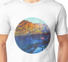 Himalaya Mountain View Rohtang  Unisex T-Shirt