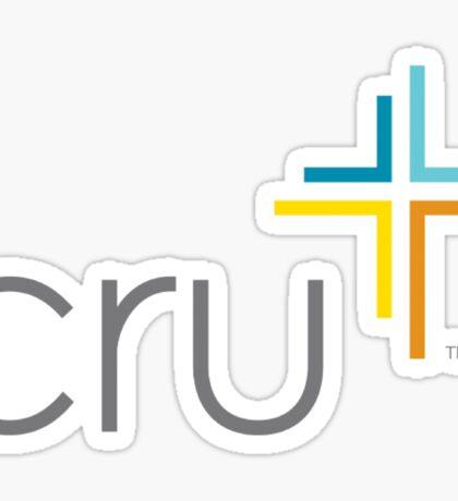 Cru Sticker