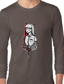 Devilish the First Long Sleeve T-Shirt