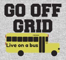 Go Off Grid Kids Tee