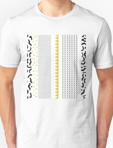 Abstract crazy Unisex T-Shirt