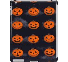 Jack-o-Lantern pattern iPad Case/Skin
