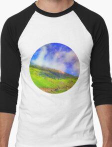 Mountaintop Men's Baseball ¾ T-Shirt