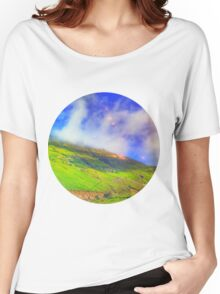 Mountaintop Women's Relaxed Fit T-Shirt