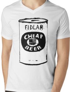 fidlar Mens V-Neck T-Shirt
