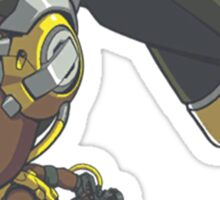 OverWatch Lucio Cute Sticker