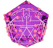 Geometric Gem  Photographic Print