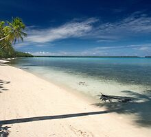 And Atoll Shoreline - Pohnpei, Micronesia by Alex Zuccarelli
