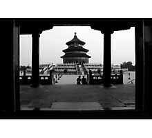 Temple of Heaven - Beijing, China Photographic Print