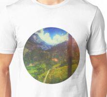 Valley Window View Unisex T-Shirt