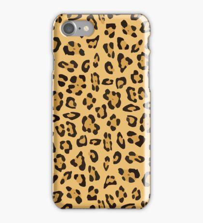 Jaguar Fell / Muster iPhone Case/Skin