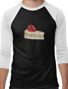 Cheesecake Men's Baseball ¾ T-Shirt